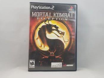 Mortal Kombat Deception Front