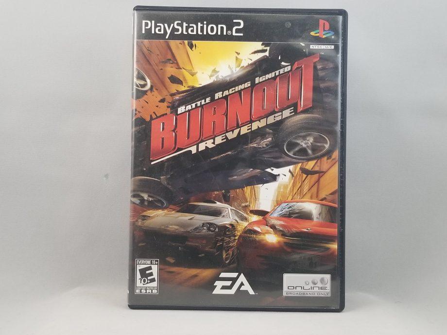Burnout Revenge Front