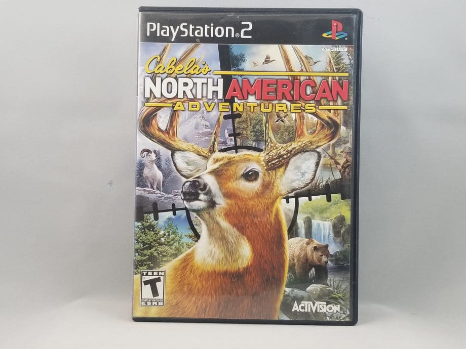 Cabela's North American Adventures 2011 Front