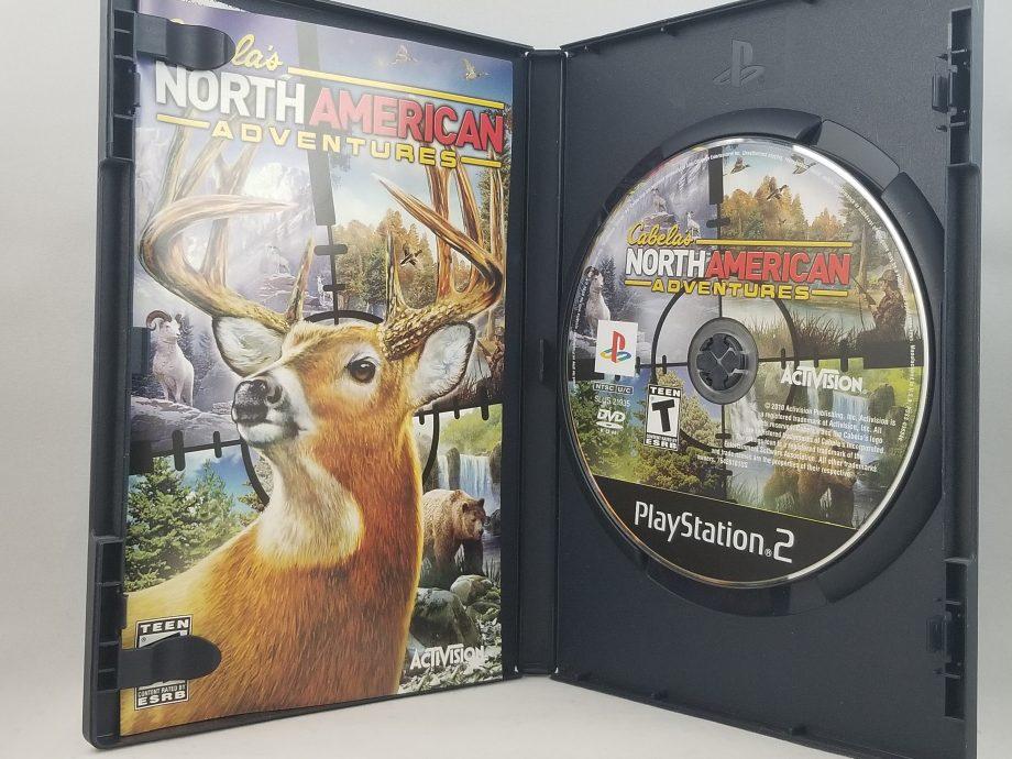 Cabela's North American Adventures 2011 Disc