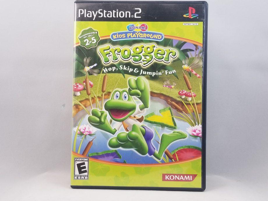 Frogger Hop, Skip & Jumpin' Fun Front