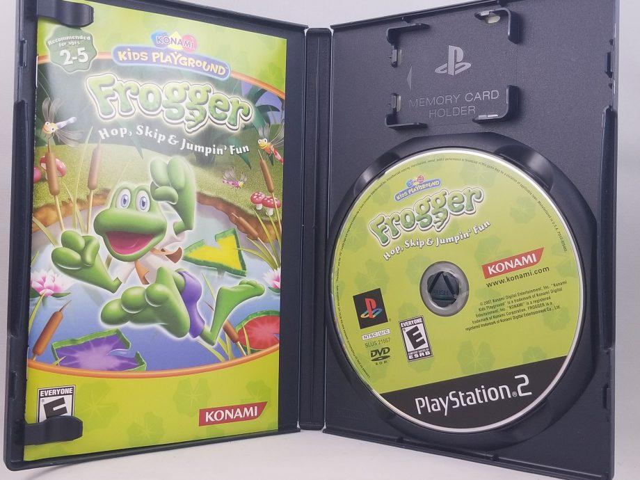 Frogger Hop, Skip & Jumpin' Fun Disc