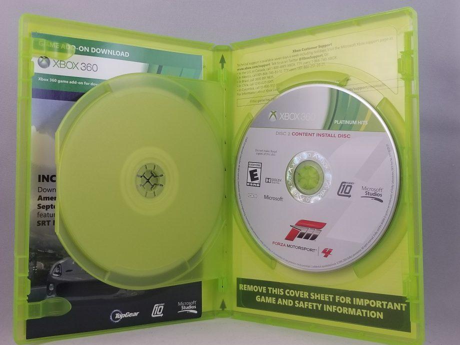 Forza Motorsport 4 Disc 2