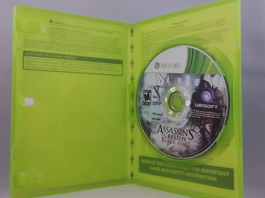 Assassin's Creed IV Black Flag Disc 1