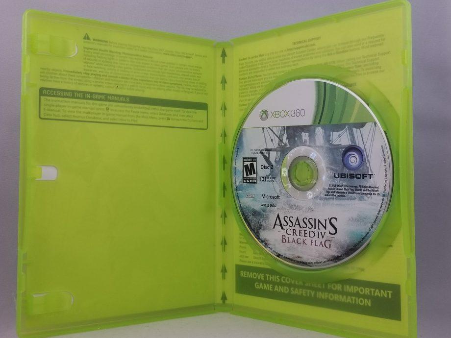 Assassin's Creed IV Black Flag Disc 2