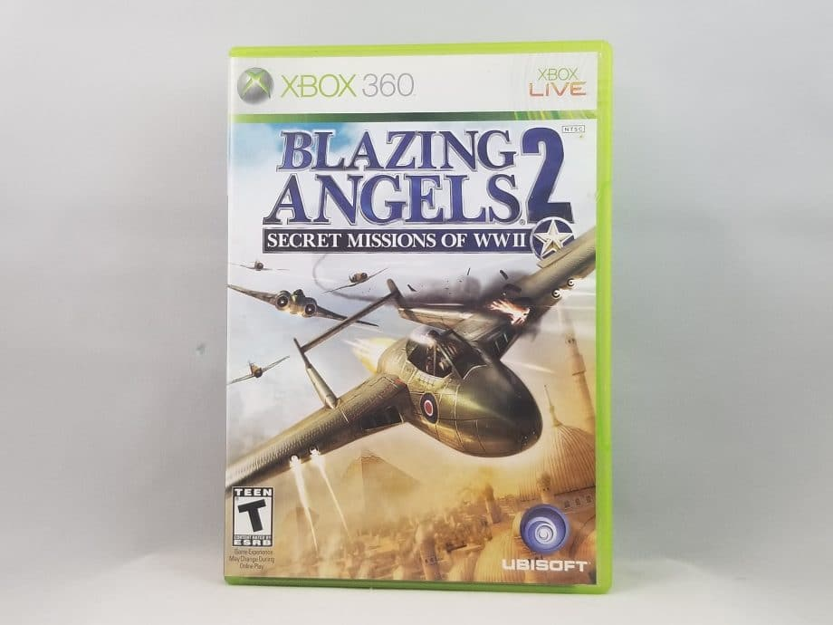 Blazing Angels 2 Secret Missions Of WWII Front