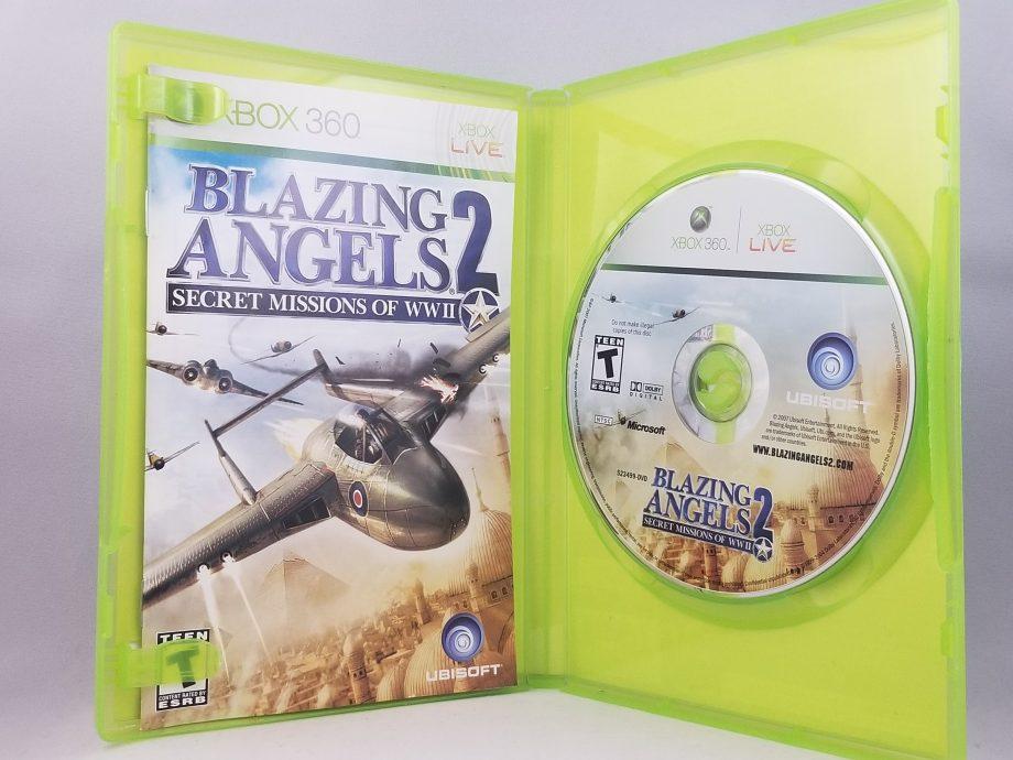 Blazing Angels 2 Secret Missions Of WWII Disc