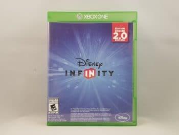 Disney Infinity 2.0 Front