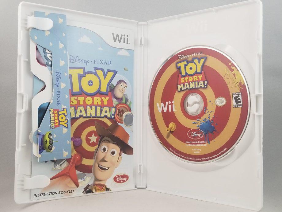 Nintendo Wii Toy Story Mania