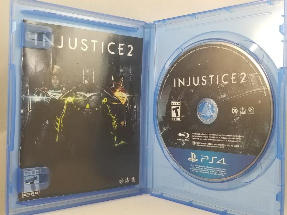 Injustice 2 Disc