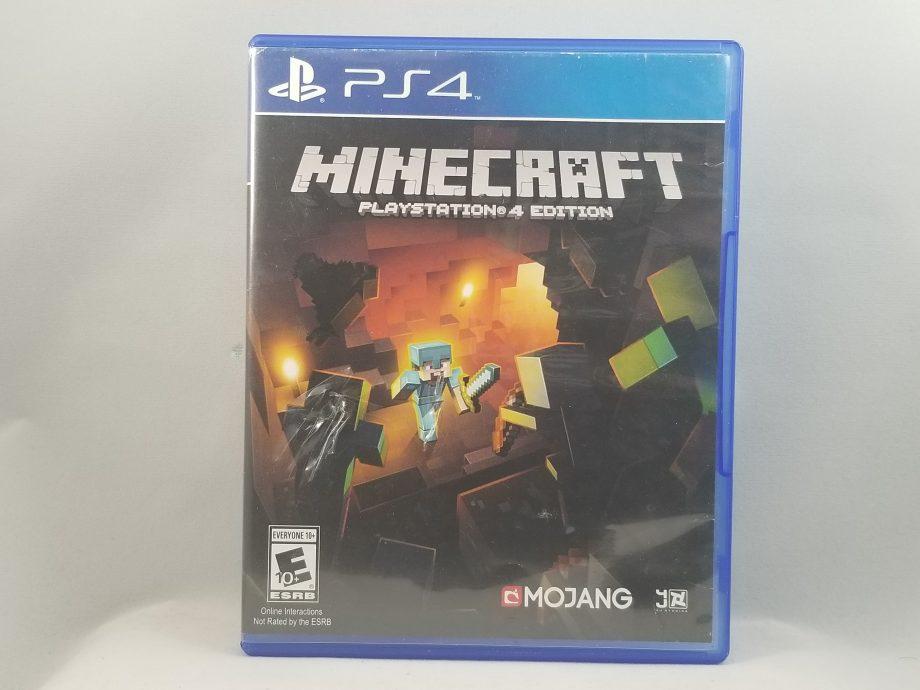 Minecraft Front