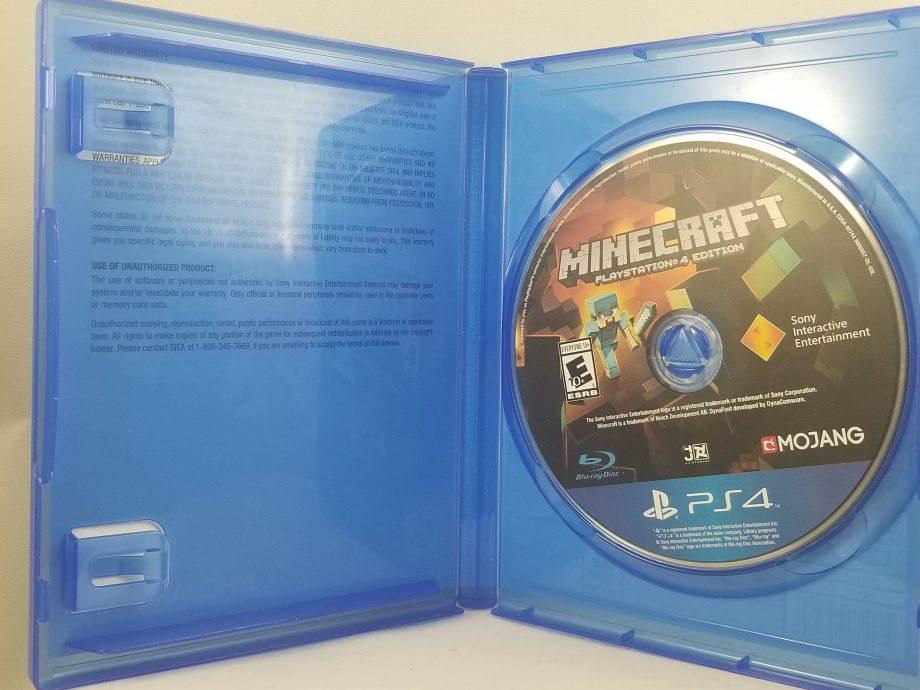 Minecraft Disc