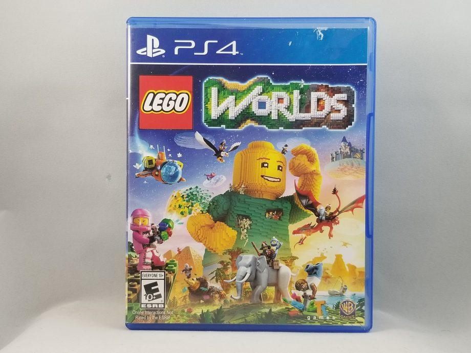LEGO Worlds Front