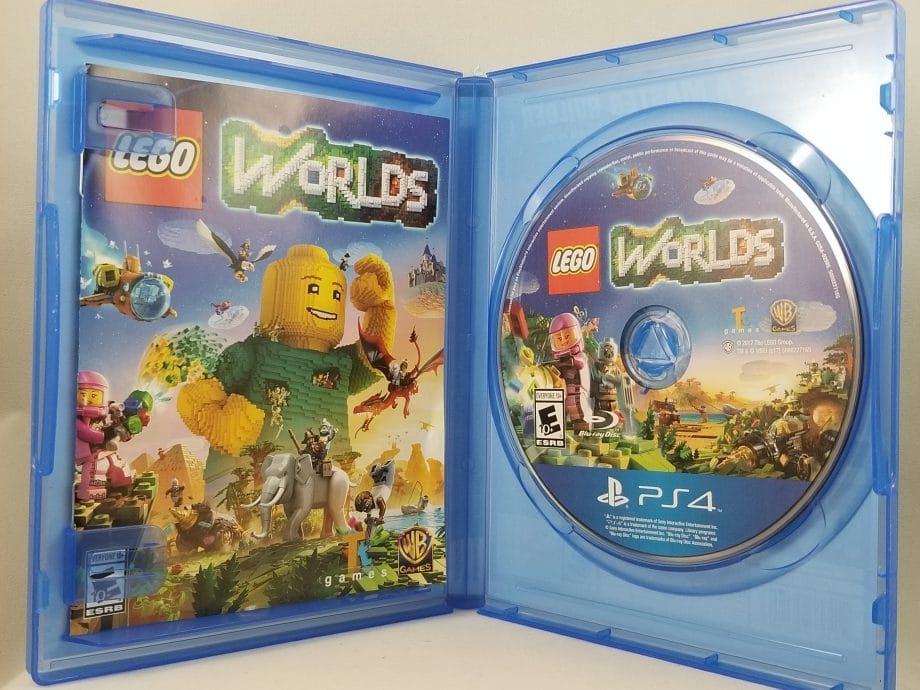 LEGO Worlds Disc