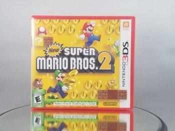 New Super Mario Bros. 2 Front