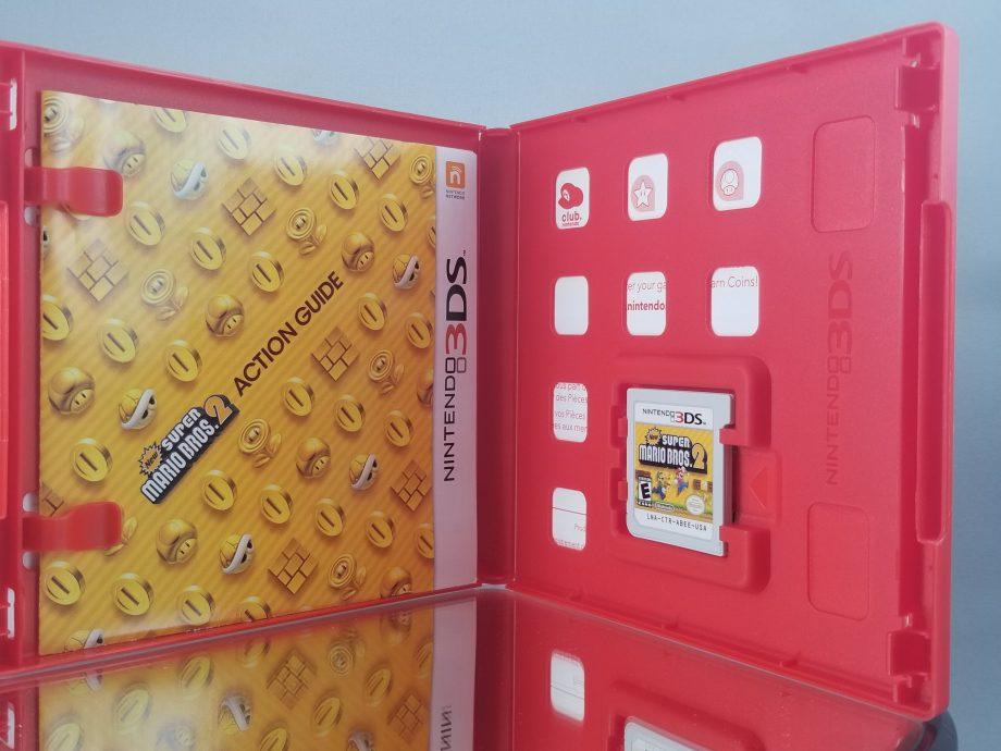 New Super Mario Bros. 2 Disc