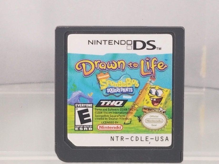 Drawn To Life SpongeBob SquarePants Edition