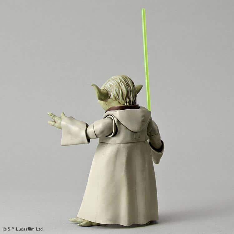 1/6 Yoda Model Kit Pose 4