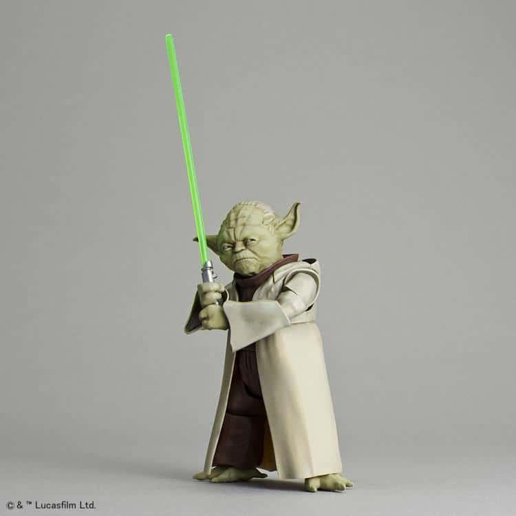 1/6 Yoda Model Kit Pose 3