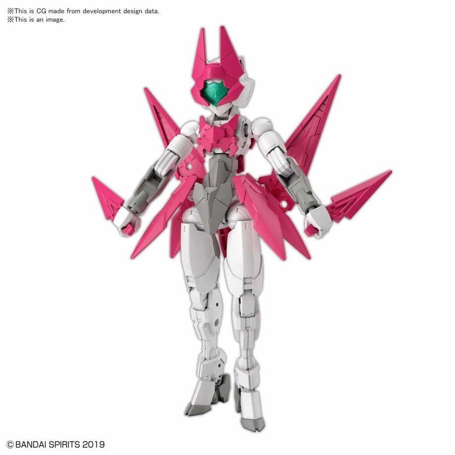 1/144 EXM-E7f Spinatia Assassin Type Pose 2