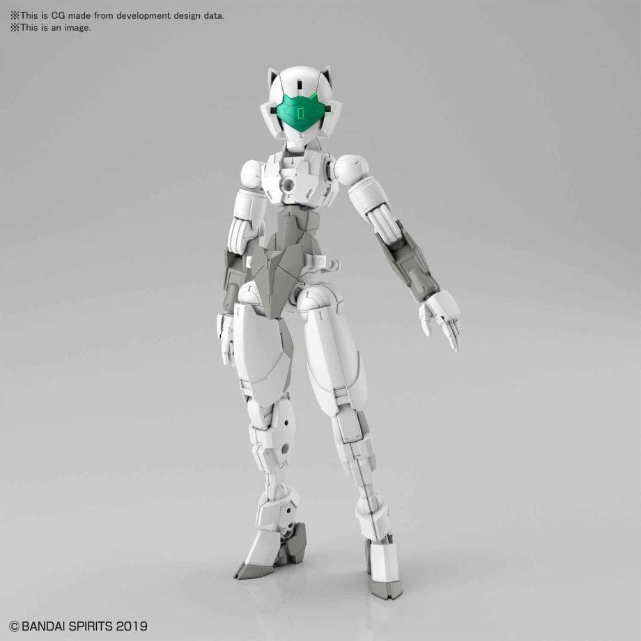 1/144 EXM-E7f Spinatia Assassin Type Pose 3