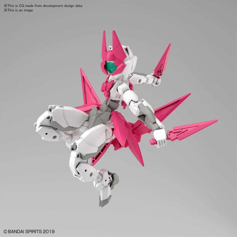 1/144 EXM-E7f Spinatia Assassin Type Pose 6
