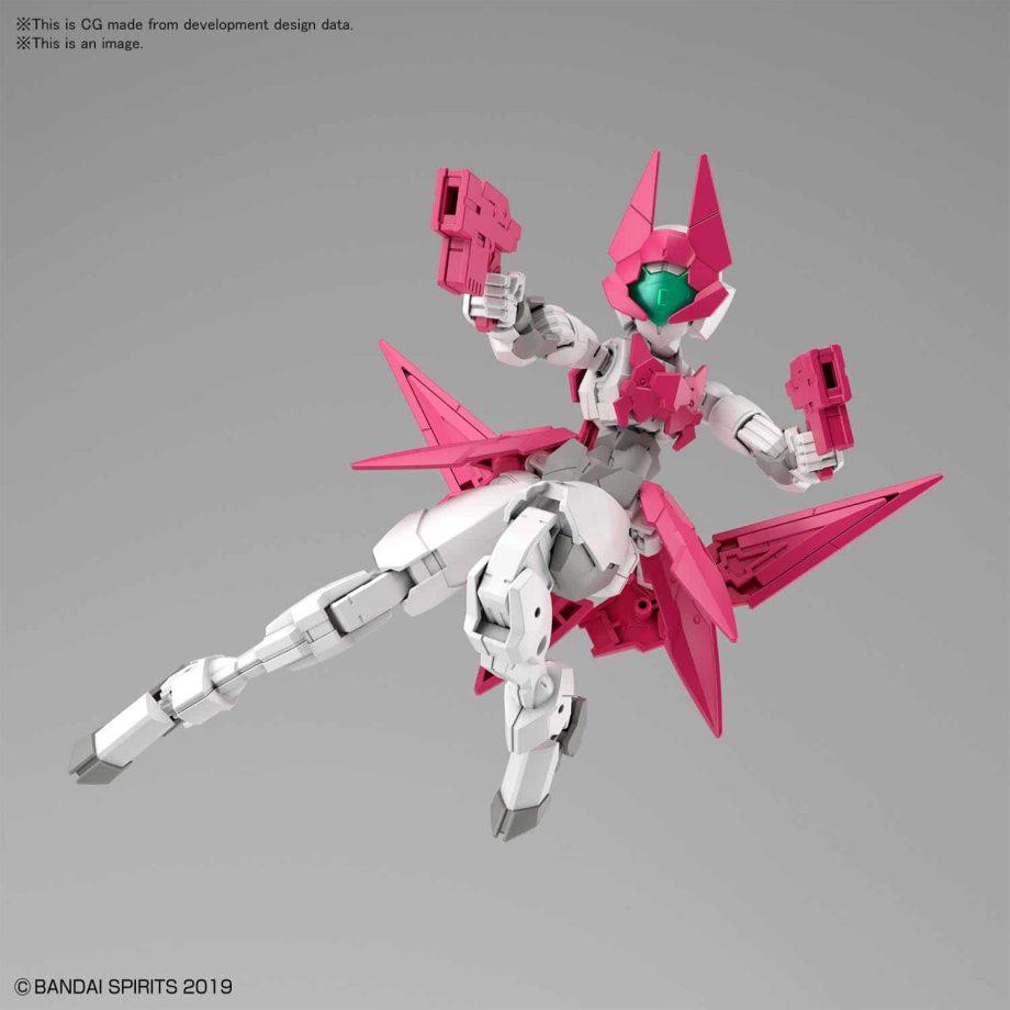 1/144 EXM-E7f Spinatia Assassin Type Pose 7