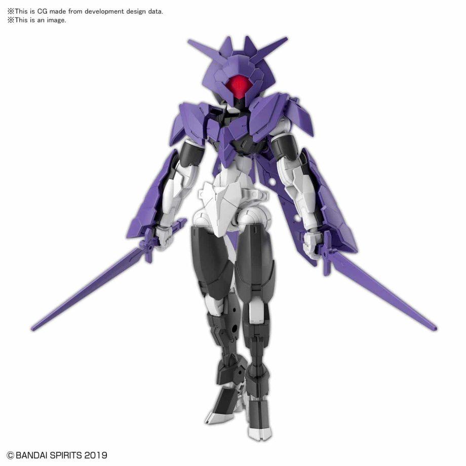 1/144 EXM-E7f Spinatia Fencer Type Pose 2