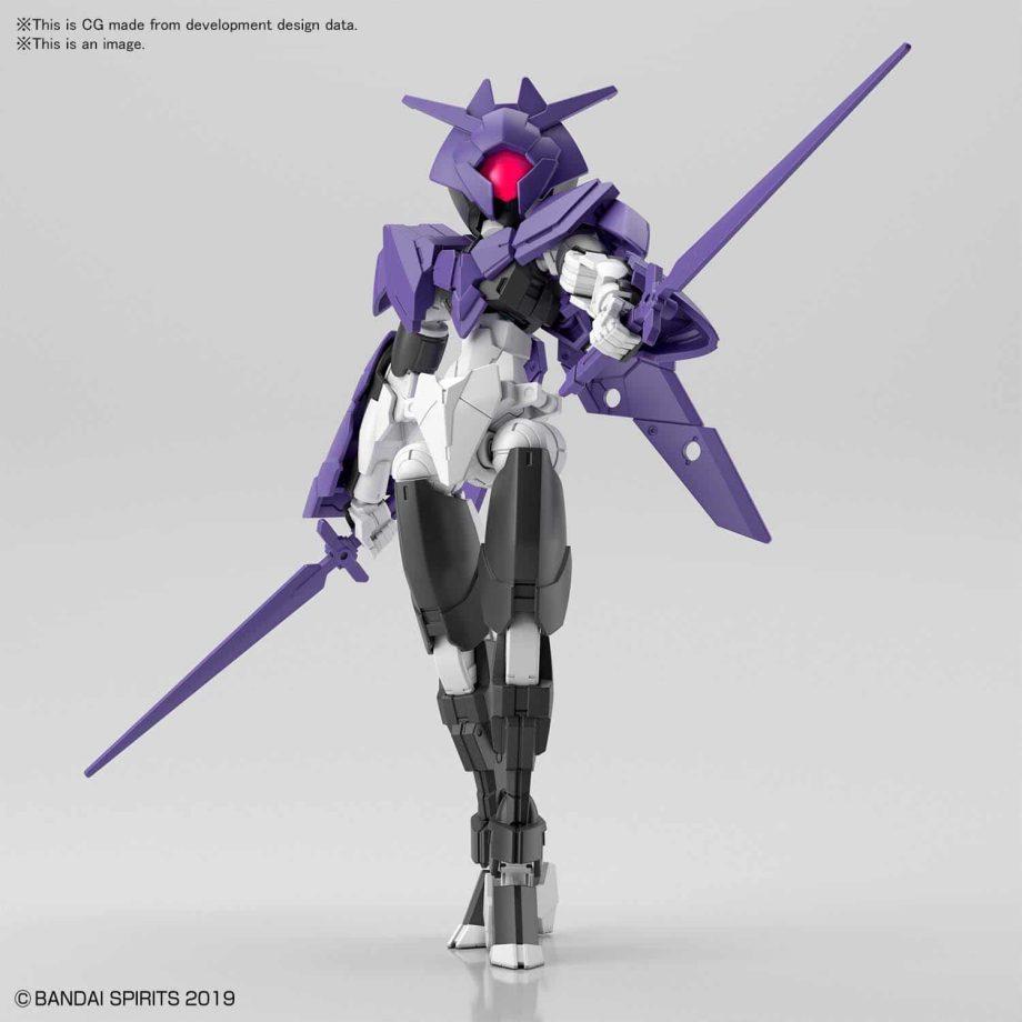 1/144 EXM-E7f Spinatia Fencer Type Pose 6