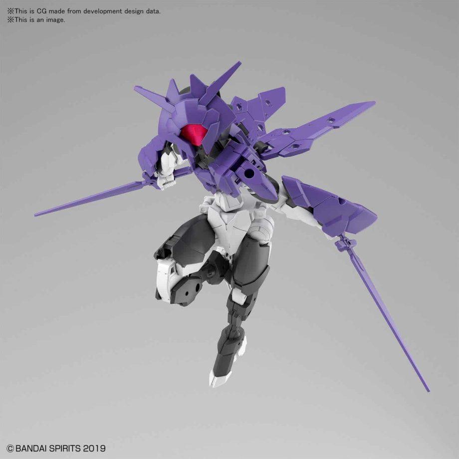 1/144 EXM-E7f Spinatia Fencer Type Pose 7