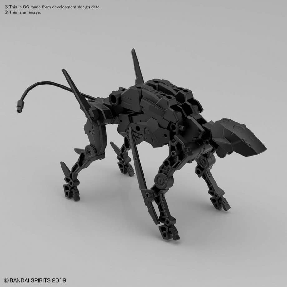 Extended Armament Vehicle Dog Mecha Ver Pose 1