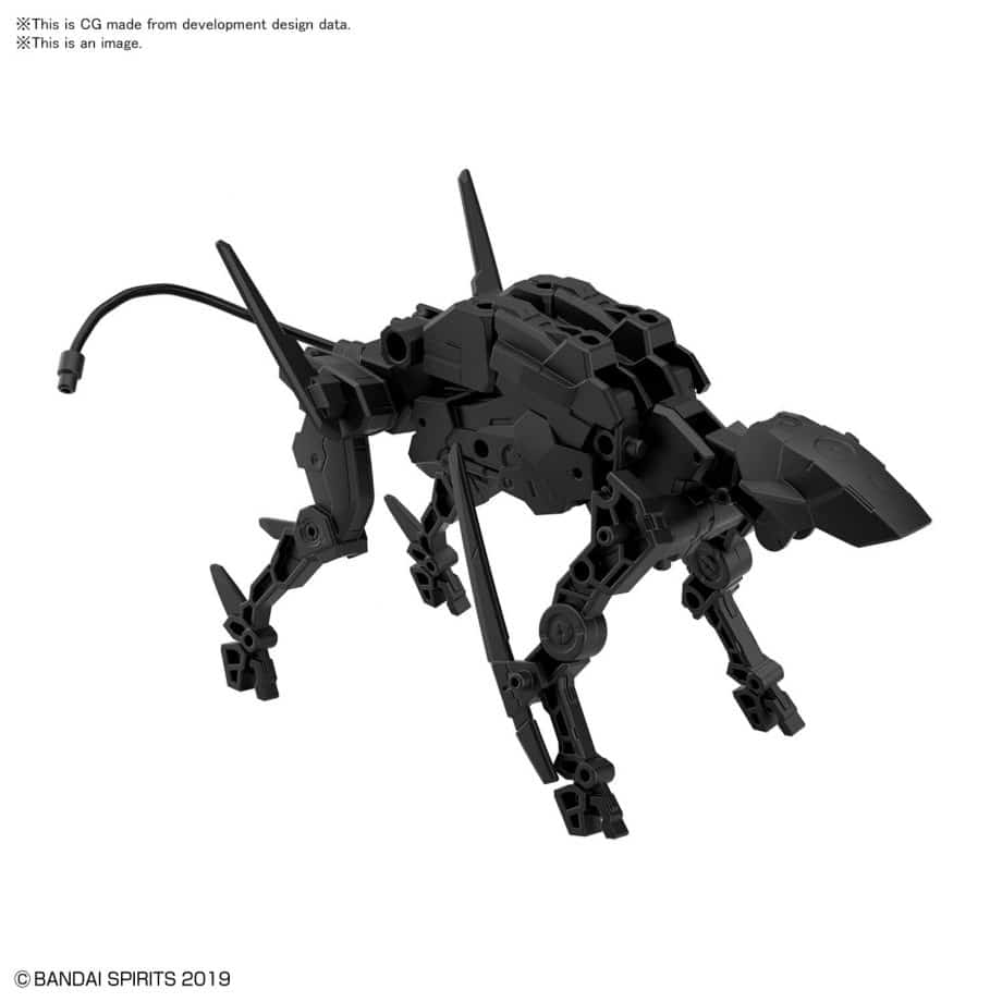 Extended Armament Vehicle Dog Mecha Ver Pose 2