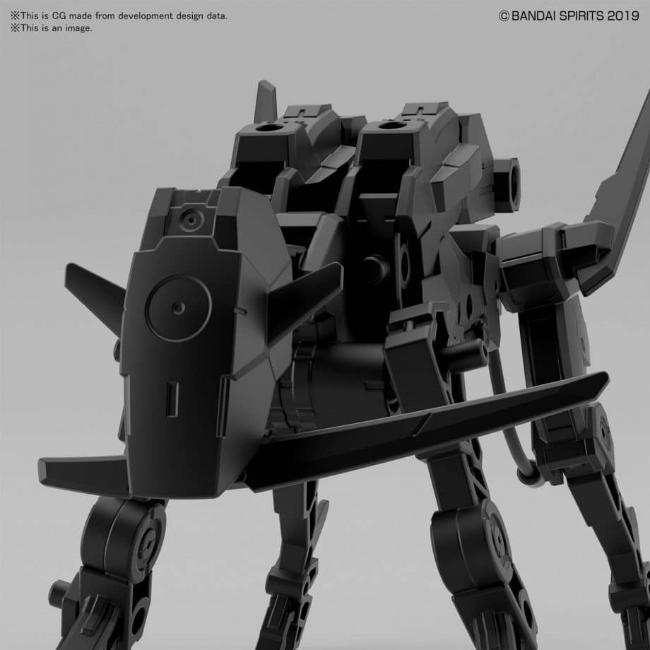 Extended Armament Vehicle Dog Mecha Ver Pose 4