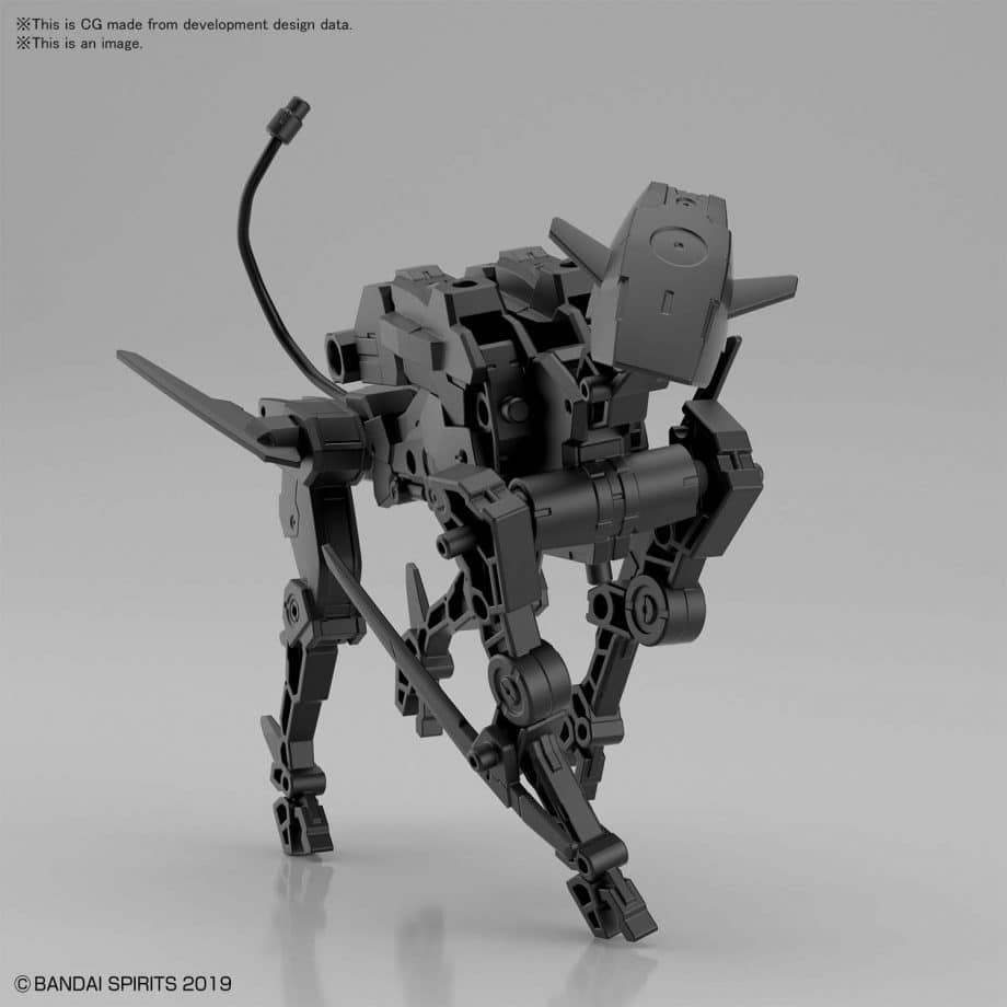 Extended Armament Vehicle Dog Mecha Ver Pose 5