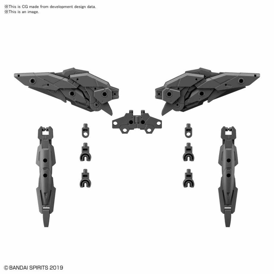 Option Armor Set 5 Multi Wing/Multi Booster Pose 2