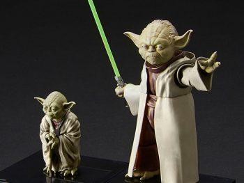 1/6 Yoda Model Kit Pose 1
