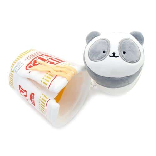 AniRollz Cup of Noodles Pandaroll Small Plush