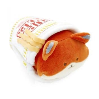 AniRollz Cup of Noodles Foxiroll Small Plush