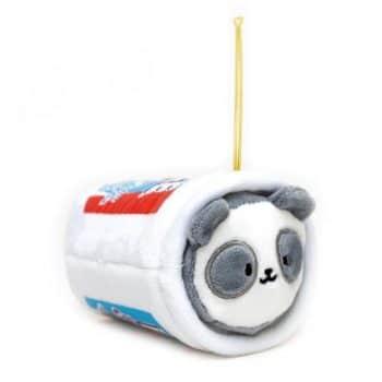 ICEE Pandaroll Plush Keychain
