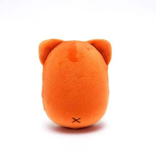 Ever feel like squishing our characterz cheeks? Grab a squishy plush that mixes the best of two worlds!
