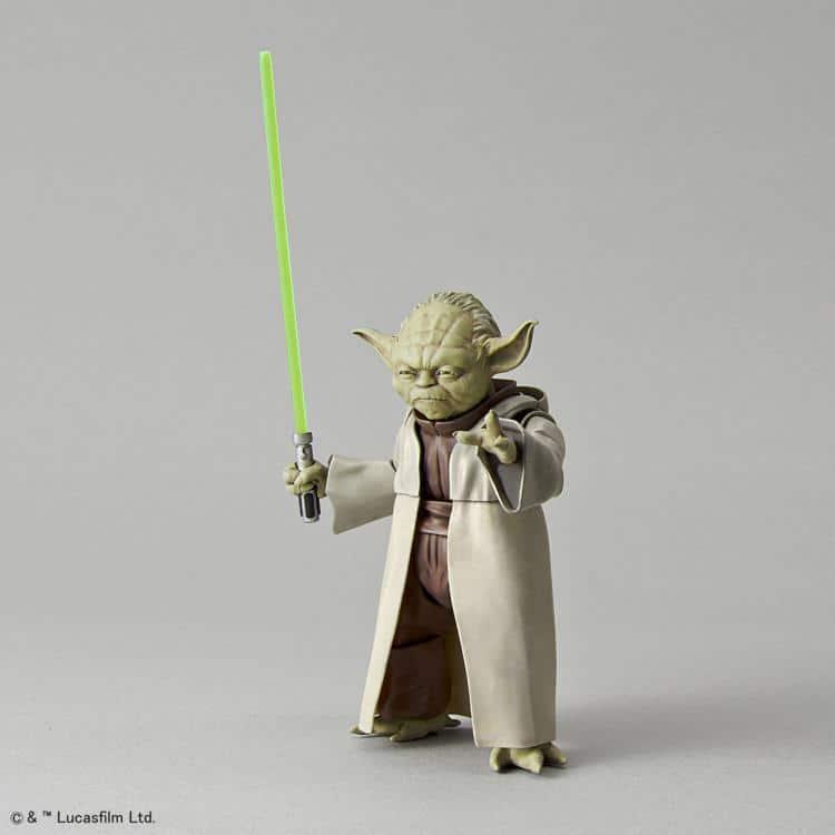 1/6 Yoda Model Kit Pose 2