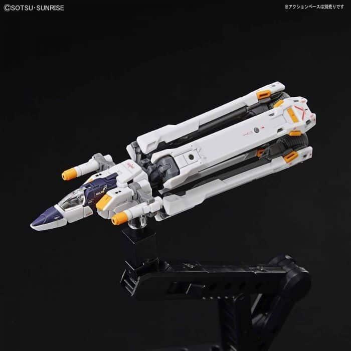 Real Grade Crossbone Gundam X1 Pose 9