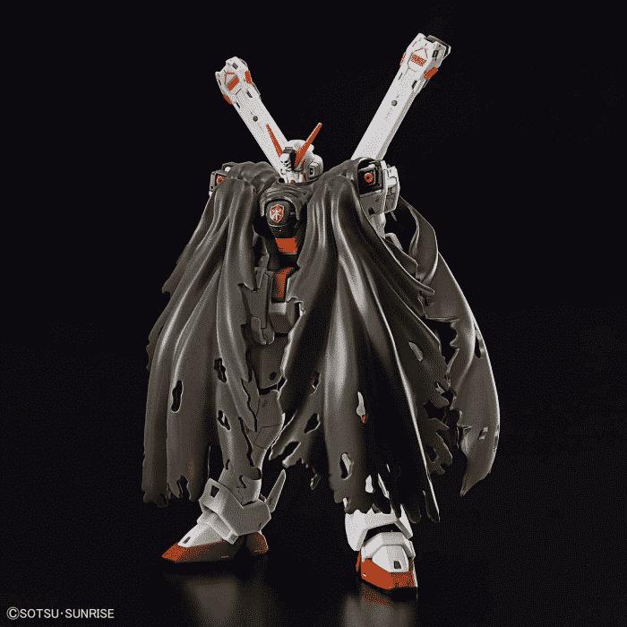 Real Grade Crossbone Gundam X1 Pose 2