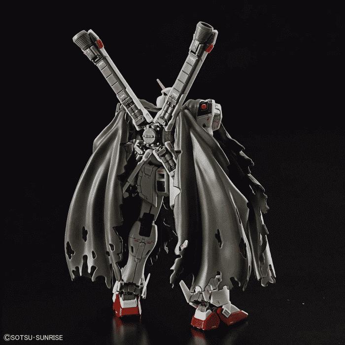 Real Grade Crossbone Gundam X1 Pose 4