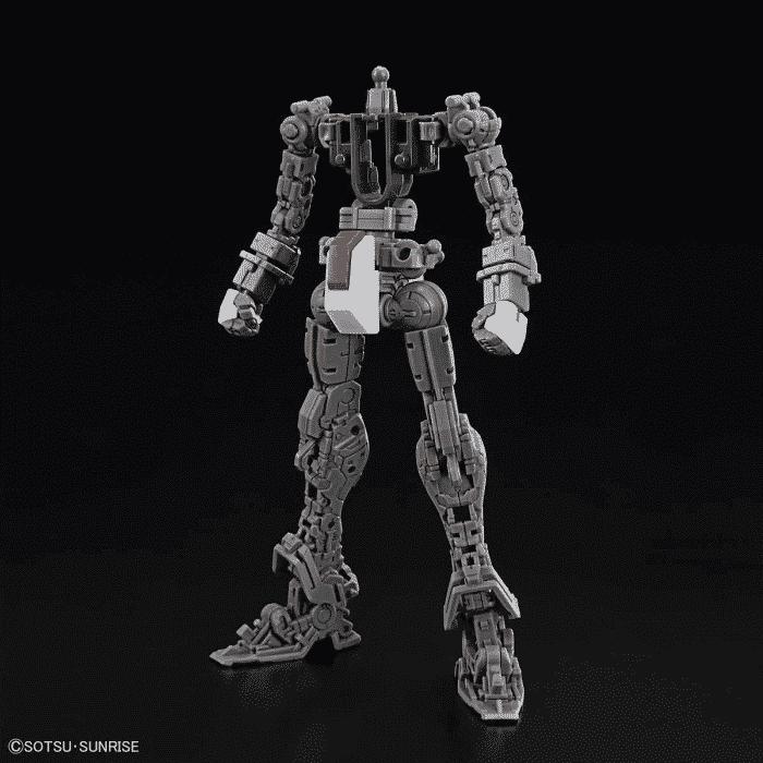 Real Grade Crossbone Gundam X1 Pose 5