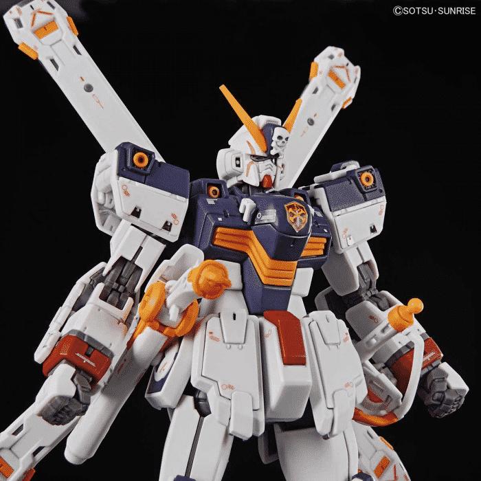 Real Grade Crossbone Gundam X1 Pose 6