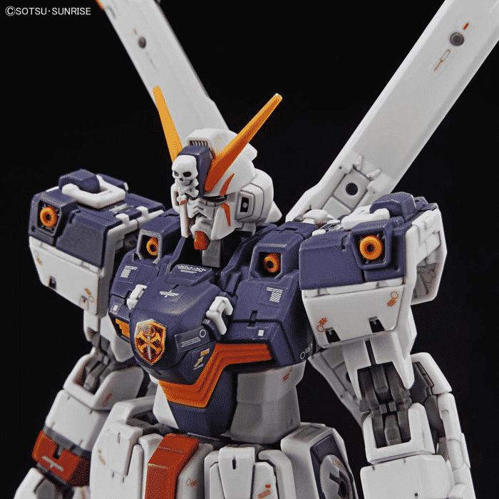 Real Grade Crossbone Gundam X1 Pose 7