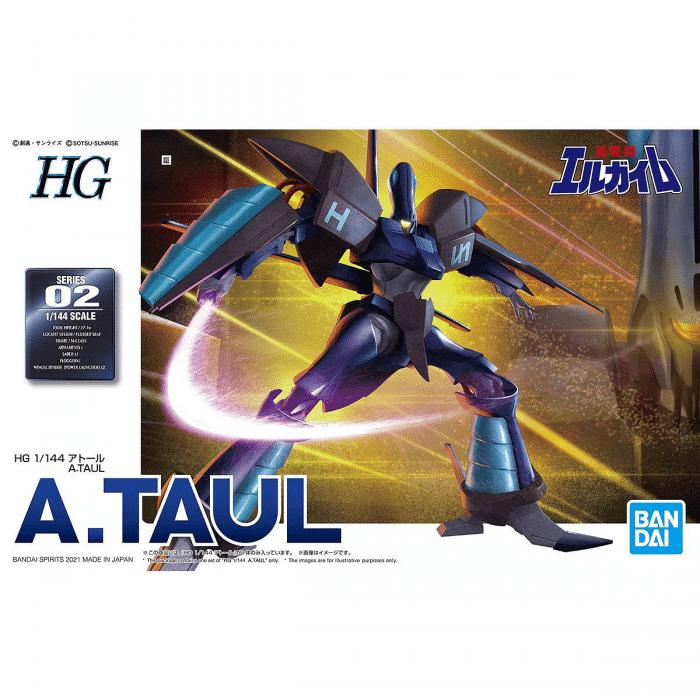 High Grade A.TAUL Box