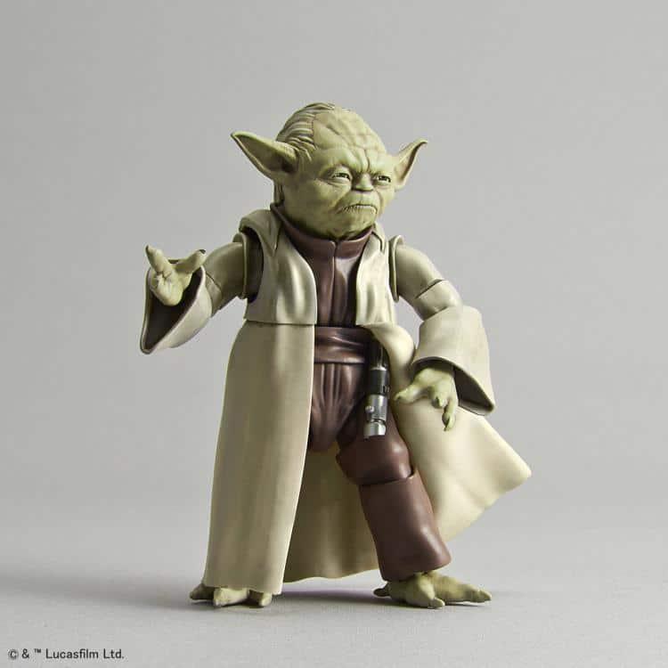 1/6 Yoda Model Kit Pose 5