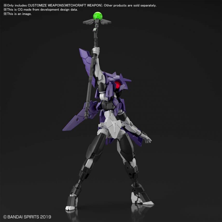 Customize Weapons Witchcraft Weapon Pose 6